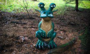 3D Bogenparcours – Suhl