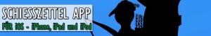 iOS App – Schiesszettel – Eine App für 3D-Parcours