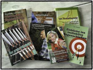 Die Büchersammlung wächst