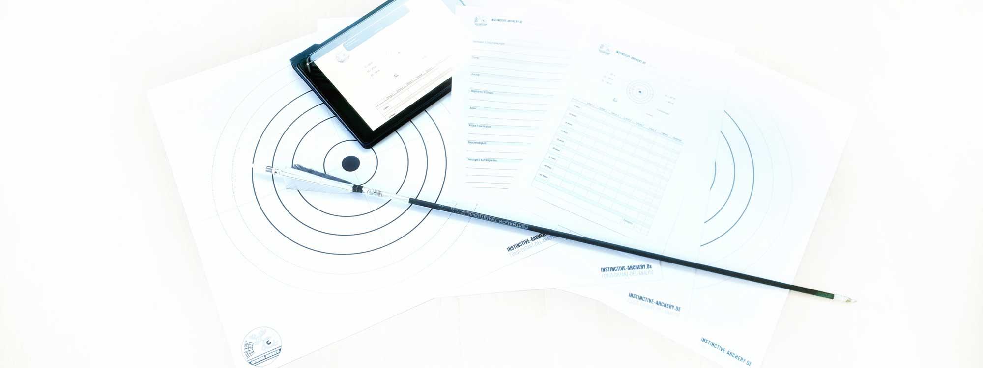 Fokus-Distanz-Ziel-Analyse